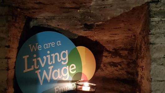 Mercat Tours Living Wage Employer