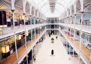 Mercat Tours & National Museum of Scotland