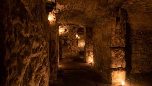 Mercat Tours Ghostly Underground Walking Tour of Edinburgh