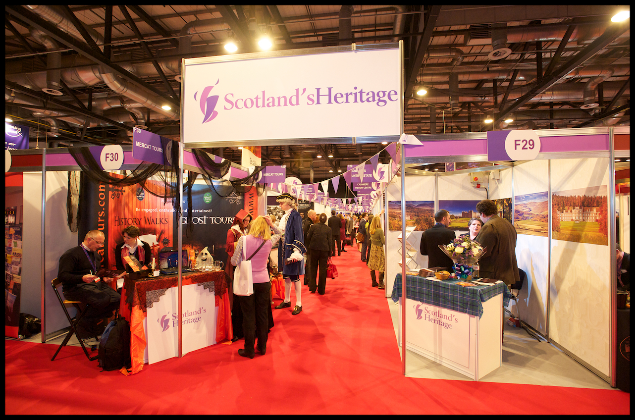 Scotland's Heritage aisle 2013